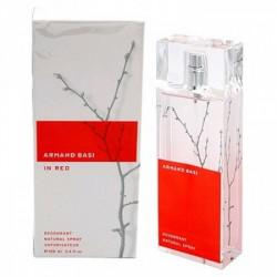 Armand Basi - Туалетная вода In Red Eau De Toilete 100 ml (w)