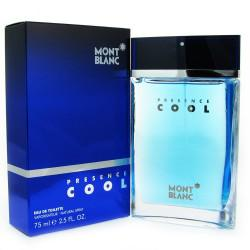 "Mont Blanc ""Presence Cool"" for men 75ml"