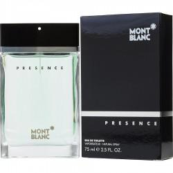 "Mont Blanc ""Presence"" for men 75ml"