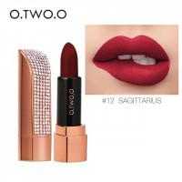Помада для губ O.TWO.O Galaxy s Kiss Lipstick (арт. LE001) №12