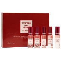 Парфюмерный набор Tom Ford Lost Cherry edp unisex 5 x 12 ml