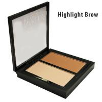 Пудра O.TWO.O Naked Contour duo 2 в 1 (Highlight & Brow) №4