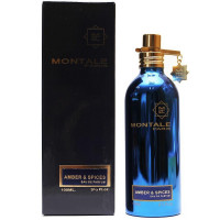 Montale Amber & Spices Unisex 100 ml (Blue)