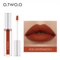 Матовый блеск O.TWO.O Matte liquid lipstick №09 (1009)