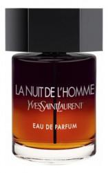 "Yves Saint Laurent ""La Nuit De L`Homme eau de parfum"" for men 100ml NEW"