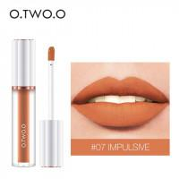 Матовый блеск O.TWO.O Matte liquid lipstick №07 (1009)
