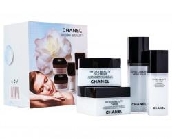 "Набор Кремов 4в1 Chanel ""Hydra Beauty"""