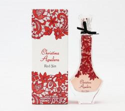 "Christina Aguilera ""Red Sin"" for women 100 ml (w)"