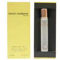 Парфюмерное масло Dolce Gabbana The One for women 10 ml