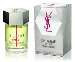 Yves Saint Laurent L`Homme Sport for men 100ml