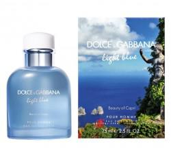 "Dolce&Gabbana ""Light blue Beauti of Capri"" 125ml"