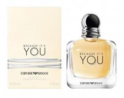 "Emporio Armani ""Because It's You"" woman 100ml(w)"